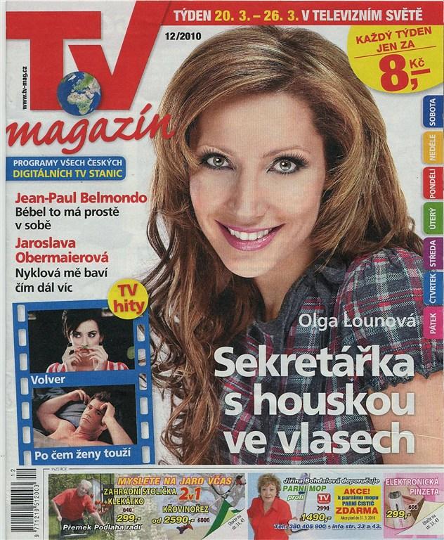 olga-lounova-v-tv-magazin-15-03-2010-a.jpg - TV magazín - portrét Olgy z ateliéru Marie Votavové